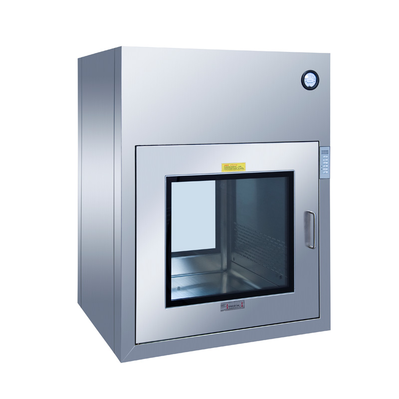 Dynamic Pass Box Transfer Hatch Pass Throu For Cleanroom