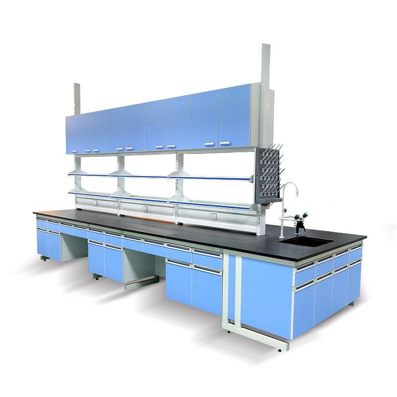 Steel Wood Lab Bench Hy Cleanroom System Co Ltd