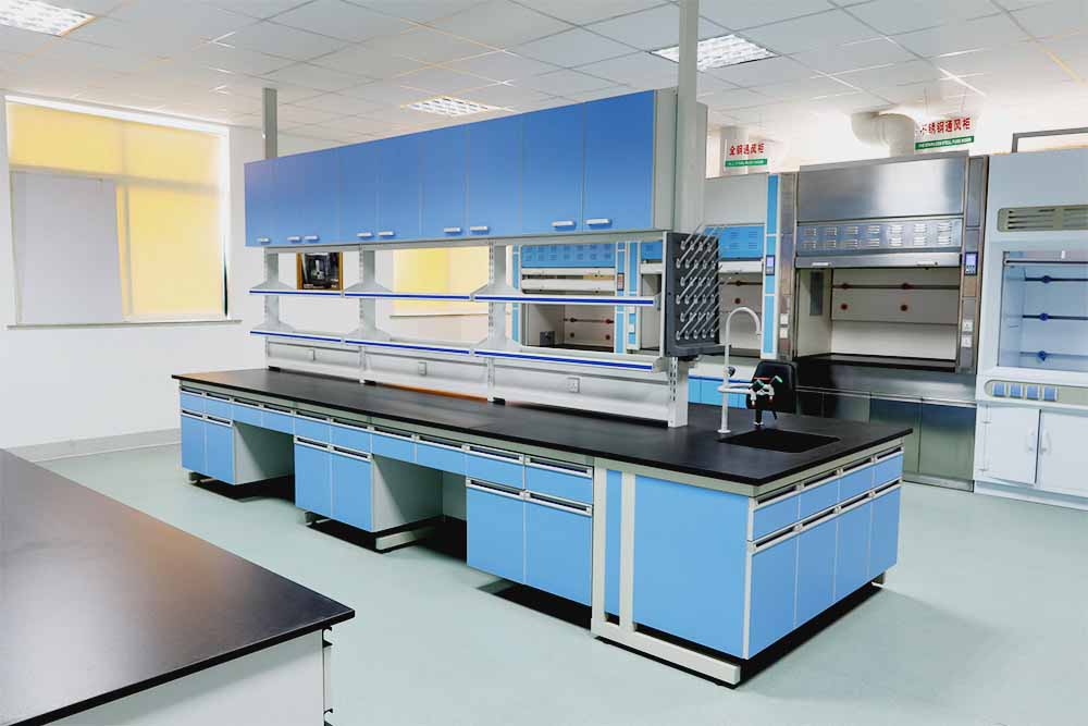 Steel Wood Lab Bench Hy Cleanroom System Co Ltd