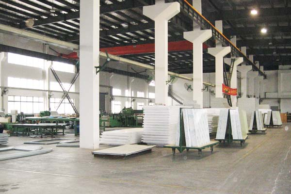 Sandwich Panel Production Line - HY Cleanroom System Co , Ltd