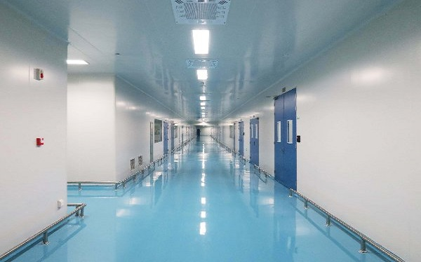 Clean Room Sterile Services Level
